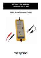 /oscilloscope-products/25mhz-differential-probe-testec