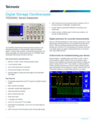 100mhz-4-channel-tektronix