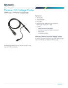 /oscilloscope-products/100mhz-passive-probe-tektronix